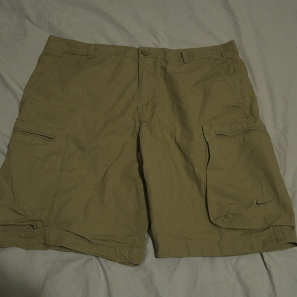 Nike Other - Nike 6th Man Woven Performance Cargo Shorts 36x10